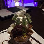ベビーフェイスプラネッツ - 料理写真:グリーンマウンテンワッフル ¥420(税別)