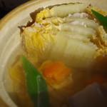 里の館 - ミルフィーユ鍋