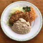 おぐら - 料理写真:おぐらのチキン南蛮