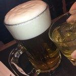 味波 - 生ビール大