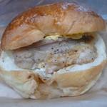 サンマルクカフェ - 照り焼きグリルチキンバーガー