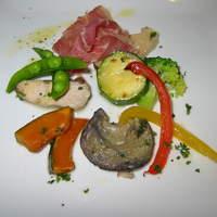コッコロ - ランチの前菜盛り合わせ