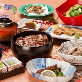 3度おいしい名古屋の味をごゆっくりお楽しみください。