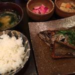 海山 - ★ランチ★黒むつ煮付け 1,000円