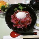 ロイヤルコーヒーショップ - 料理写真:ローストビーフ膳1490円