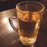 居酒屋 NIJYU-MARU - やさしさ梅酒お湯割り