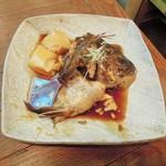 酒蔵 呑 - 鯛あら炊き