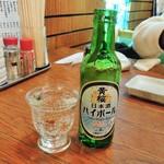 酒蔵 呑 - 日本酒ハイボール