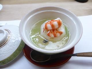 松 - 蓮根饅頭