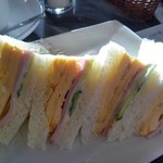 80461069 - サンドイッチ。