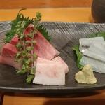 清寿司 - 料理写真:刺身