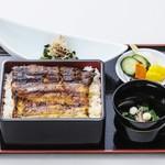 寿司割烹 豊魚 - うな重