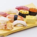 寿司割烹 豊魚 - 料理写真:おまかせ寿司