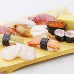 寿司割烹 豊魚 - ジャンボ寿司
