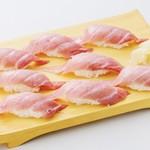 寿司割烹 豊魚 - 大トロ寿司