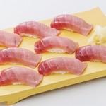 寿司割烹 豊魚 - 中トロ寿司