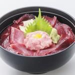 寿司割烹 豊魚 - 鉄火ちらし