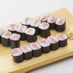 寿司割烹 豊魚 - 鉄火巻