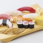 寿司割烹 豊魚 - 豊魚寿司