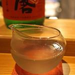 松濤はろう - 奥播磨 純米吟醸 おりがらみ 芳醇超辛(冷酒)