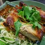 アジアンキッチン サワディー - ここのタレも好きなお味。