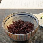 百名伽藍 - 赤米