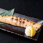 紅鮭のハラス焼き