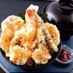 上海鮮天丼