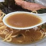 ラーメン成瀬家 - スープ