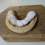 ブルーデル - トマトとイチジクが入ったパン