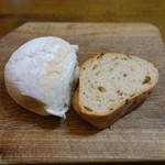 ブルーデル - 朝ごはんもパン