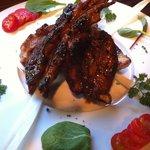 ビストロ肉匠 - 国産スペアリブのロースト