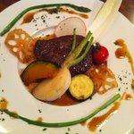 ビストロ肉匠 - 黒毛和牛のヘレステーキ