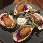 新宿 牡蠣スター - 大好き牡蠣フライ