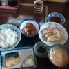 お好み焼き 仲よし - 料理写真:日替り弁当(700円)