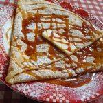 アメリ - クレープランチ(塩バターキャラメル)