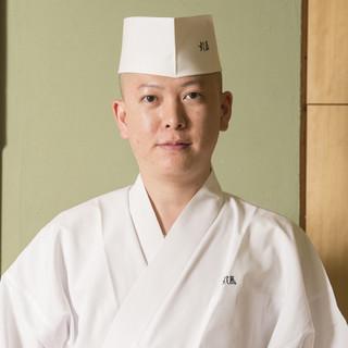 勝又啓太氏(カツマタケイタ)―世界一を目指す新進気鋭の鮨職人
