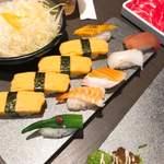 ゆず庵 - 子供寿司