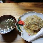 香蘭亭 - 『焼飯』800円