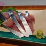 鶴 - 〆鯖