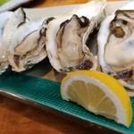 鶴 - セル牡蠣