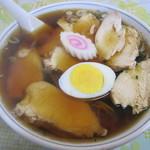 中華そば たまや - 料理写真:鶏チャーシューメン  ¥800