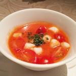 キハチ - フランのトマトソース