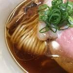 ラーメン屋 トイ・ボックス - 麺