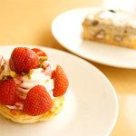 汐風のカフェ - 料理写真: