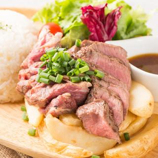 【肉を食うランチ】大人気の肉ランチメニュー