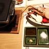 いにしえの宿 伊久 - 料理写真:伊勢海老と平貝の陶板焼き