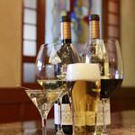 グリル洋定食とみんなのワイン食堂Seiji - 飲み放題ドリンクリスト