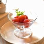 香桃 - ☆トマトの冷菜