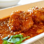 香桃 - ☆海老のチリソース煮